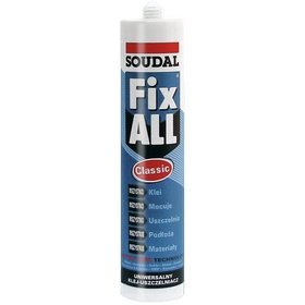 SOUDAL KLEJ MONTAŻOWY FIX ALL CLASSIC 290ml