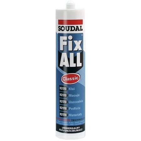 SOUDAL KLEJ MONTAŻOWY FIX ALL CLASSIC 290ml (1)