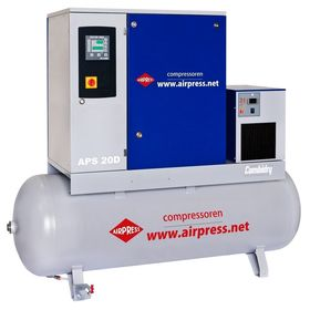 APS-D 20 COMBI DRY 13 bar AIRPRESS