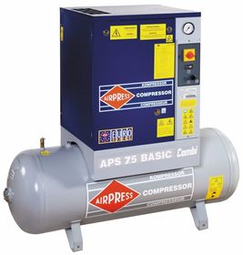 APS 7.5 BASIC COMBI 10 Bar AIRPRESS